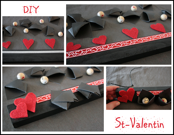 diy jeu du bisou sp cial st valentin s ve d co. Black Bedroom Furniture Sets. Home Design Ideas