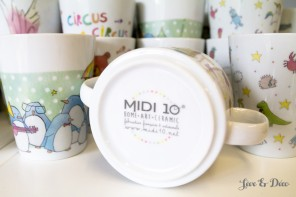 Porcelaine & illustrations chez Midi 10