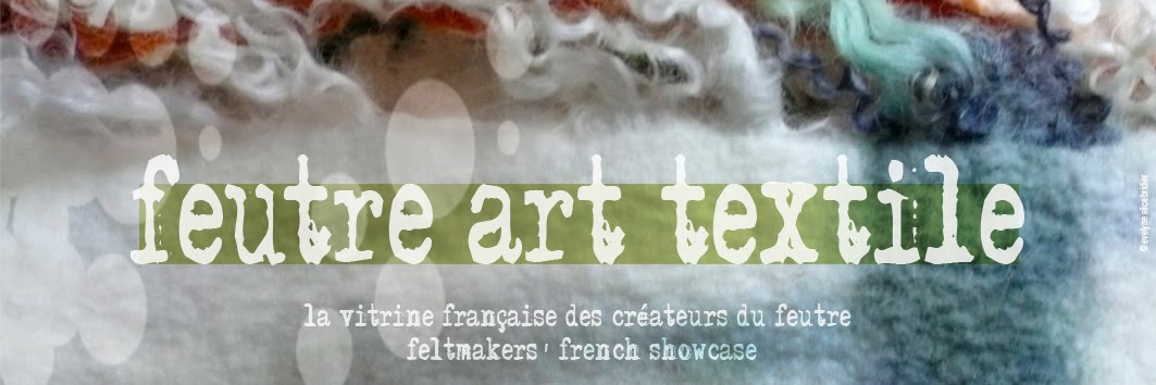 Feutre art textile au salon des loisirs cr atifs de toulouse part ii s ve d co - Salon des animaux toulouse ...